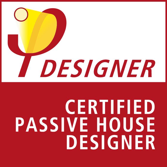 Passive House Certified Designer Seal